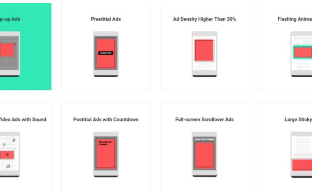 Правила меняются / Война Google с Рекламой и Видеопродажниами и попаб окнами