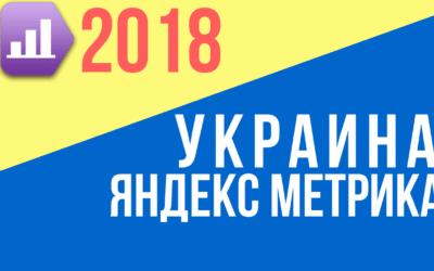 Как получать данные в Яндекс Метрике от пользователей из Украины