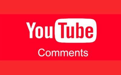 Как вставить комментарии трансляции YouTube на страницу вебинара